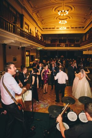 acoustic music for wedding reception